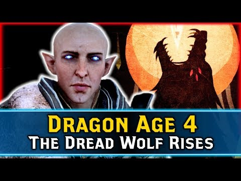 NEW DRAGON AGE 4 ► The Dread Wolf Rises - TOP 5 Burning Questions (The Death of Bioware)