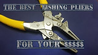 Sargent Sportsmate: The last pliers you will ever buy!  Crazy  Strong,  Multi purpose, Great Value
