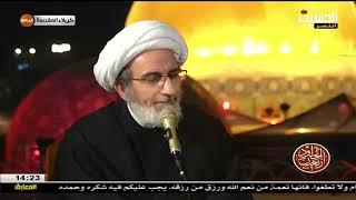 الشيخ حبيب الكاظمي - ليلة 17 صفر 1442 هـ