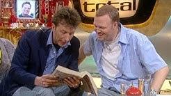 Harry Potter kann jeder - Rufus Beck liest aus dem Telefonbuch - Tv total