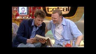 Harry Potter kann jeder  Rufus Beck liest aus dem Telefonbuch  TV total classic