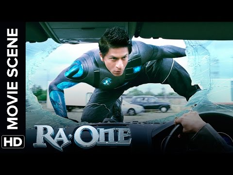 Best fight scene G.One VS Ra.One | RA.One | Movie Scene