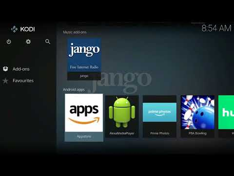How To Install | Ad Free Internet Radio | Jango on Kodi 17