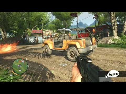Far Cry 3  Outpost's |