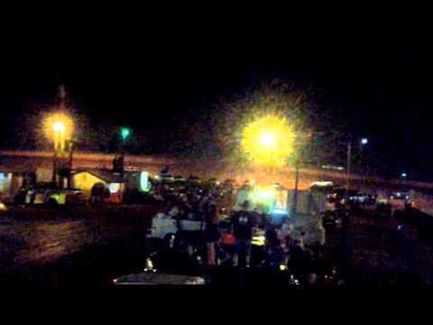 Laurens Speedway FWD Heats & Mains 9.5.15