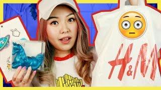 УКРАЛА Вещи из H&M! ЧТО МНЕ ГРОЗИТ?|NikyMacAleen