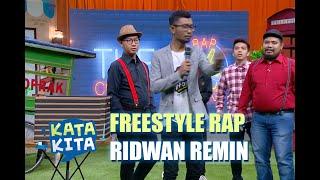 Freestyle Hip-Hop, Indra Jegel Ambil Barang Ridwan Remin