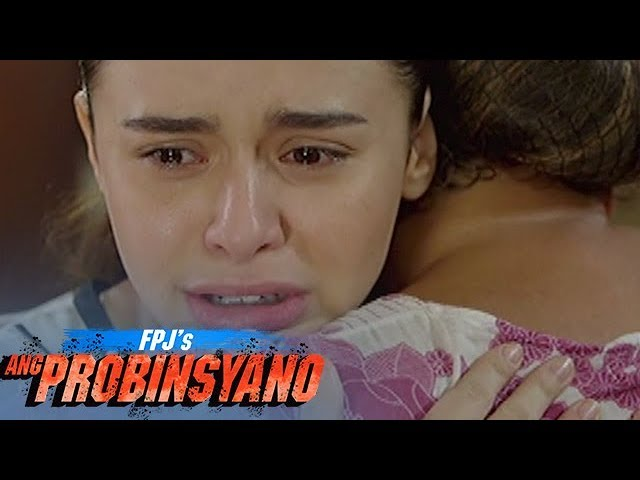 FPJ's Ang Probinsyano: Alyana is touched about the support of his family