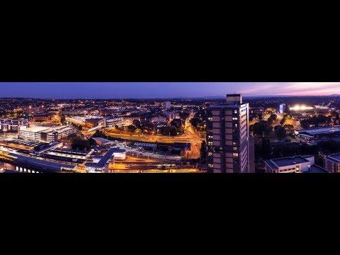 Wolverhampton - a changing city