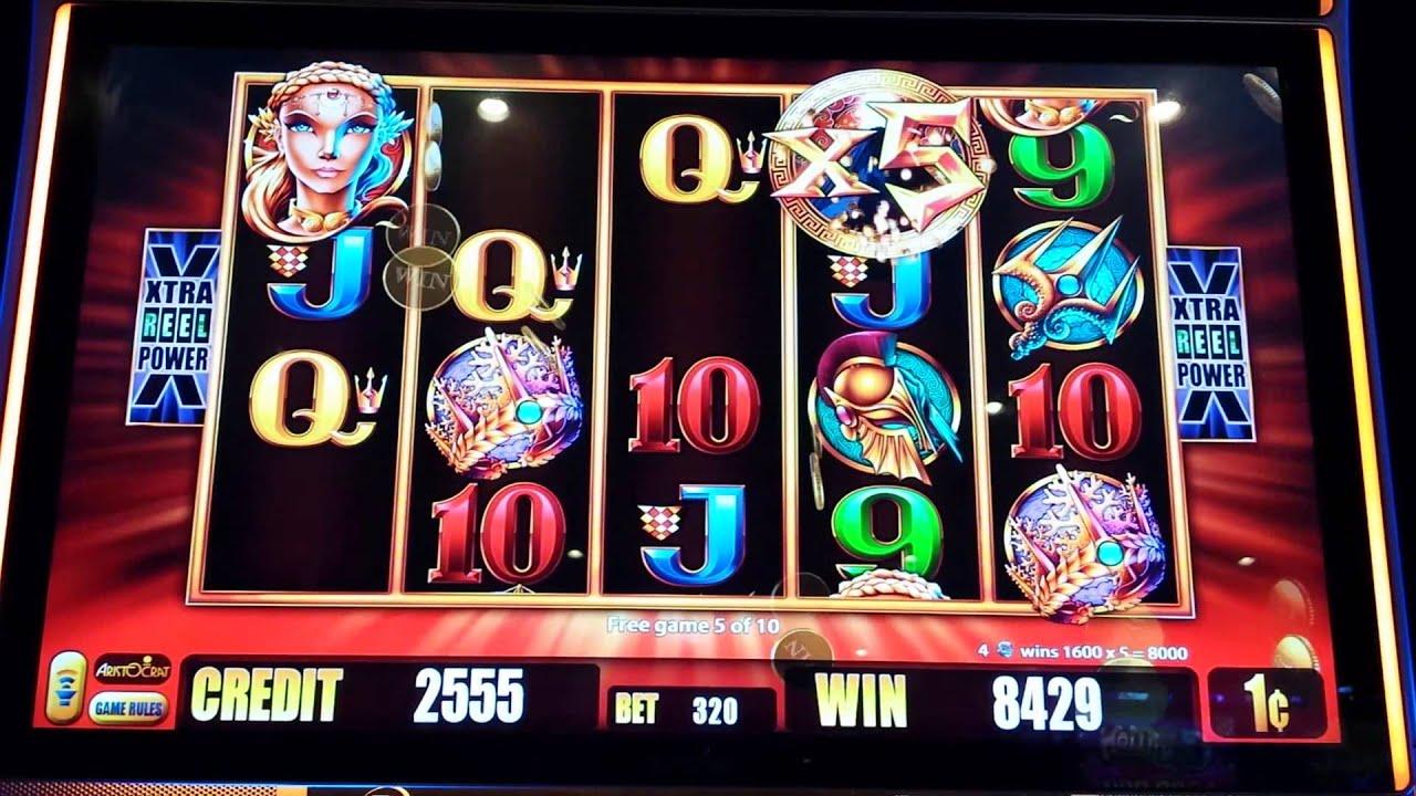 Fortunes Of Atlantis Slot Machine