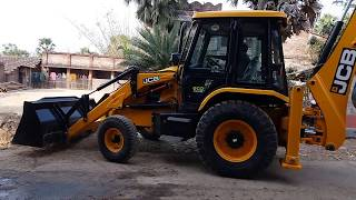 New Jcb 3dx XTRA eco xcellance First Work in Field.