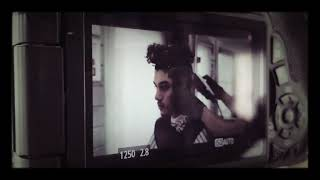 Haircut footage
