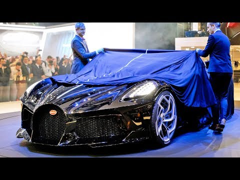 $15M Bugatti 'La Voiture Noire' – The Most Expensive Car of All Time