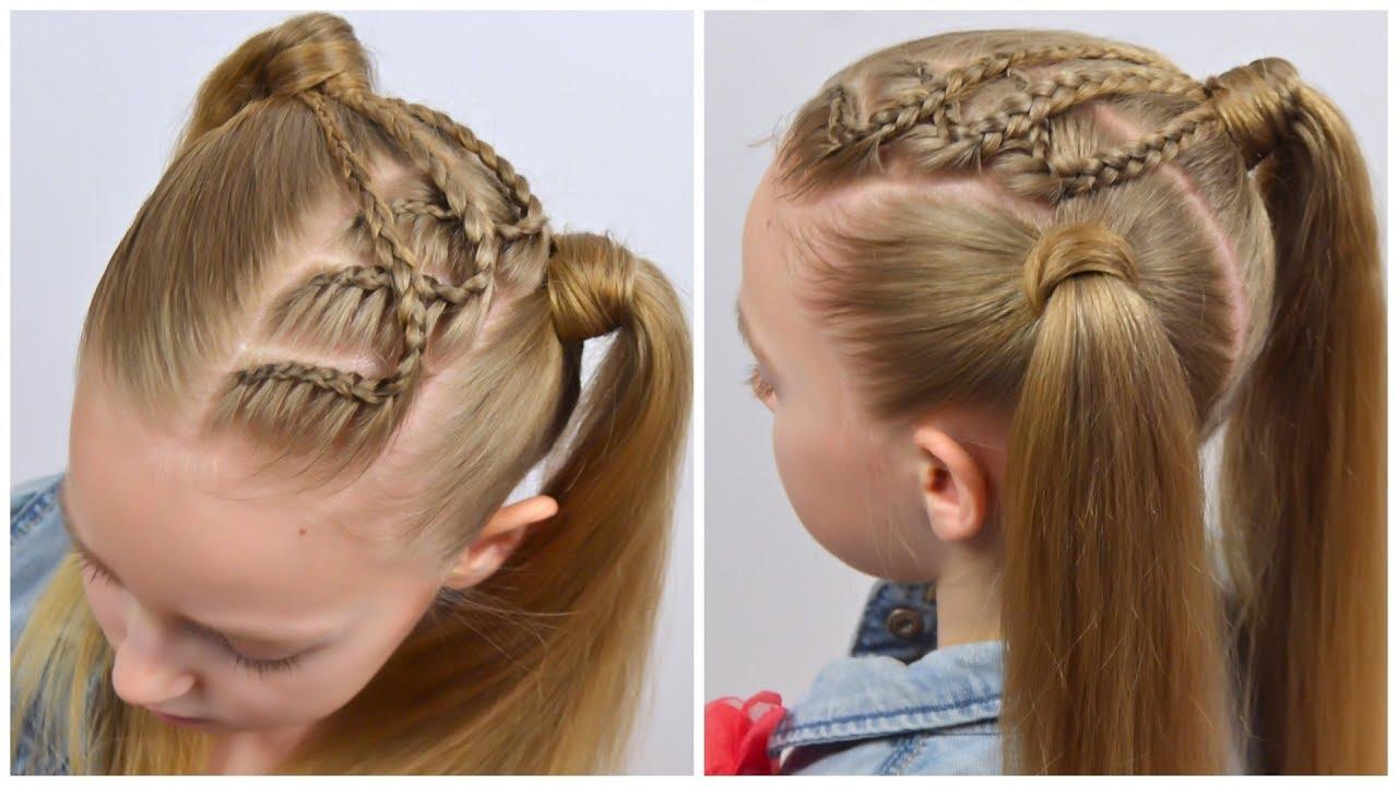AMAZING HAIR TRANSFORMATION | Hair Tutorial | LittleGirlHair