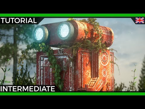 Cinema 4D Octane to Substance Painter Workflow Tutorial | Ryan Talbot