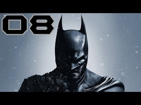 Batman Arkham Origins Playthrough Part 08: Gotham City Police Department