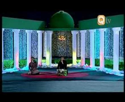Tahir Qadri Naat - Allah Kaa Noor Aya
