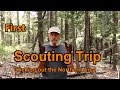 Northern scouting trip