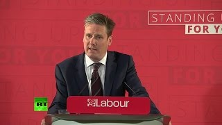 Starmer: EU citizens rights guaranteed if Labour wins thumbnail