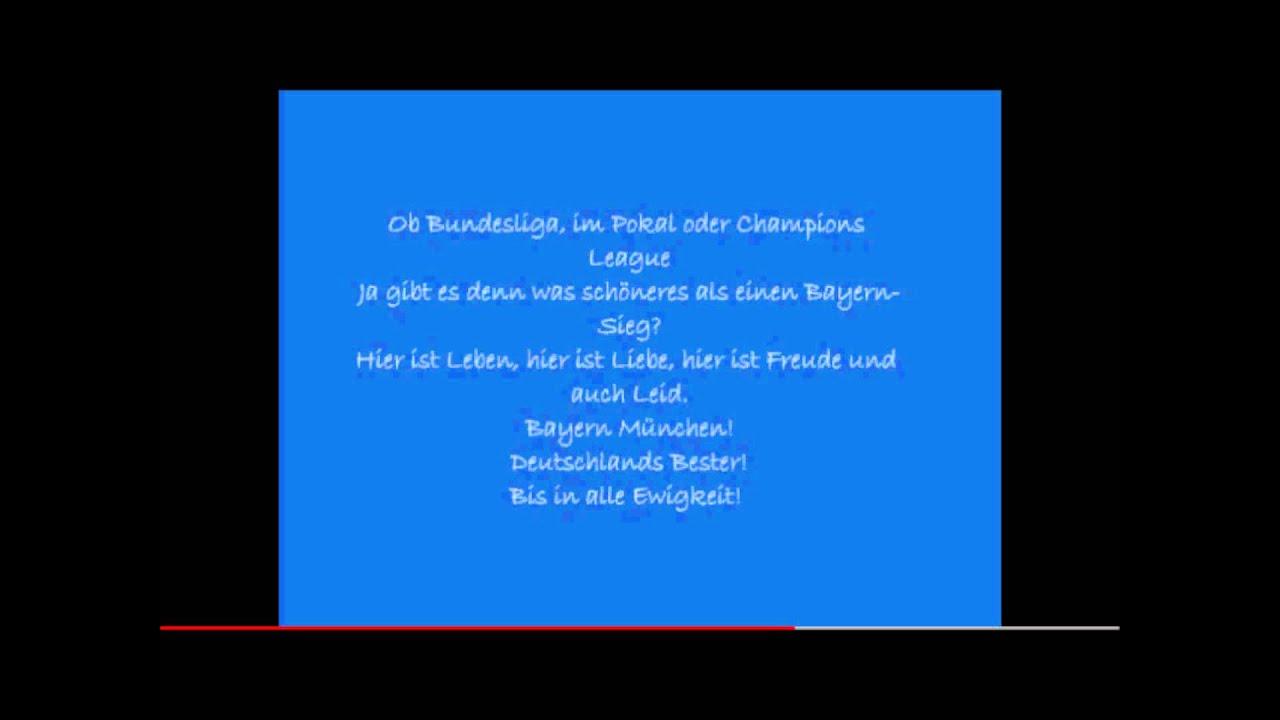 Fc Bayern Stern Des Südens Text