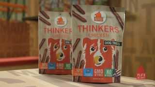 Plato Pet Treats - Thinker Sticks Treats - Not Your Average Slim Jim