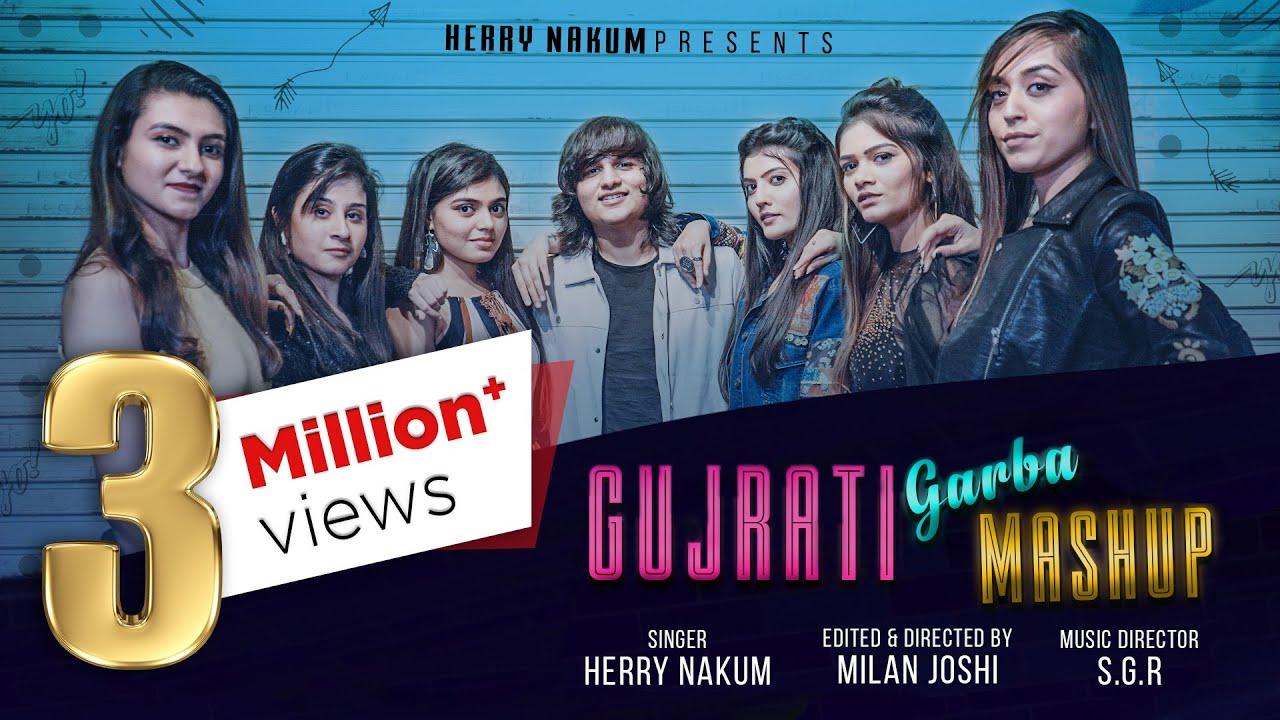 Download 🆕 New Gujarati Mashup ➡ New Gujarati Garba Mashup By Herry Nakum