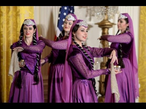 Nowruz at the White House with Silk Road Dance Company