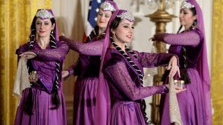 Nowruz at the White House with Silk Road Dance Company Free HD Video