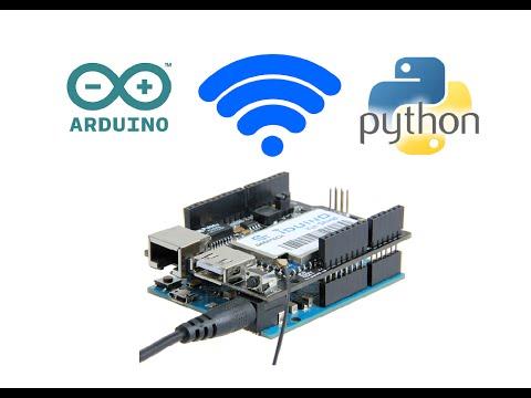 How To Run Python On Arduino Yun.