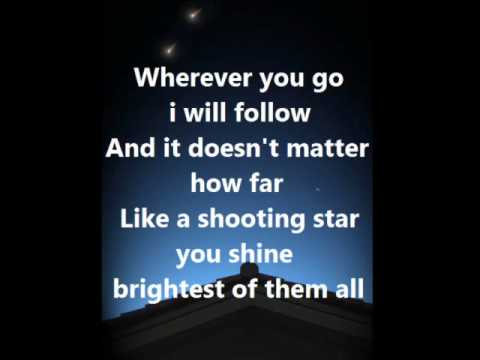 Amy Diamond - Shooting Star (Lyrics)