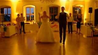 Wedding Dance Choreographie Florian und Samira