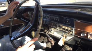 '66 Chrysler Imperial Test Drive