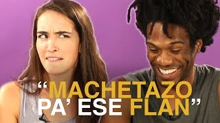 People Try To Guess The Meaning of Reggaeton Lyrics