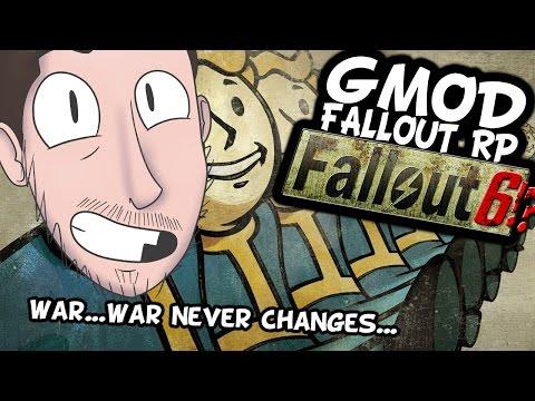 Gmod: Fallout RP - Fallout 6!?