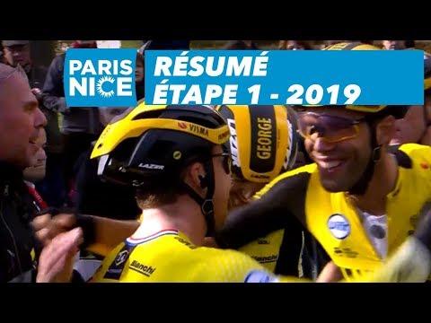 Résumé - Étape 1 - Paris-Nice 2019