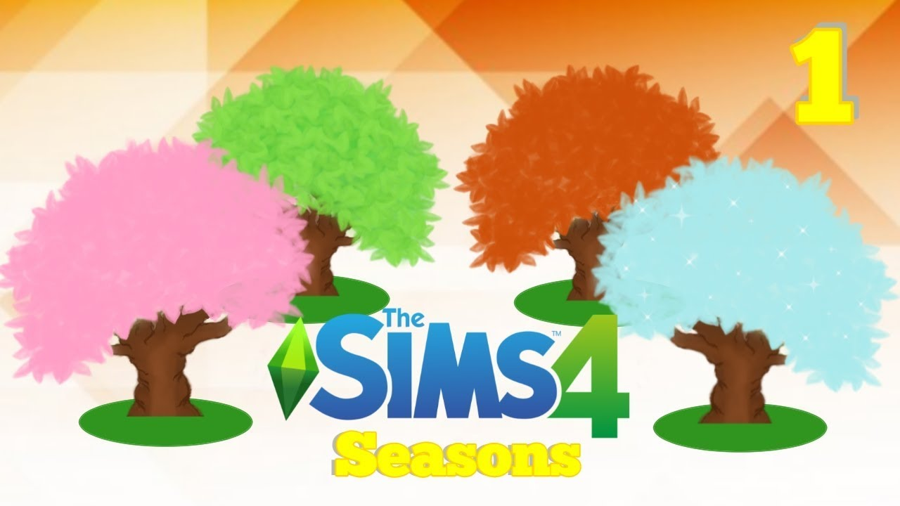 the sims 4 seasons part 1the flower arranging skill youtube. Black Bedroom Furniture Sets. Home Design Ideas