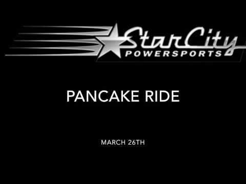 Star City Powersports Spring Ride