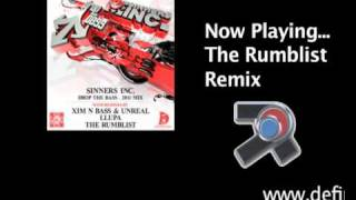 Sinners Inc-Drop The Bass-The Rumblist Remix