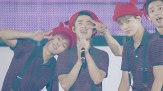 Video [EXO'luXion in Tokyo Dome] EXO-XOXO download MP3, 3GP, MP4, WEBM, AVI, FLV Maret 2017