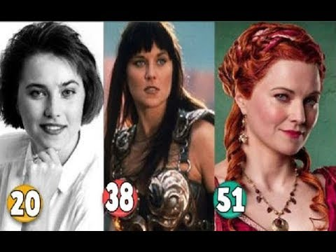 Lucy Lawless ♕ Transformation From A Child To 51 Years OLD