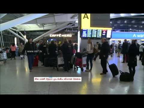 UK flights disrupted after computer failure