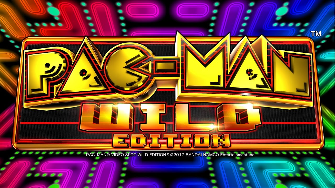 Pac-Man Wild Edition slot machine