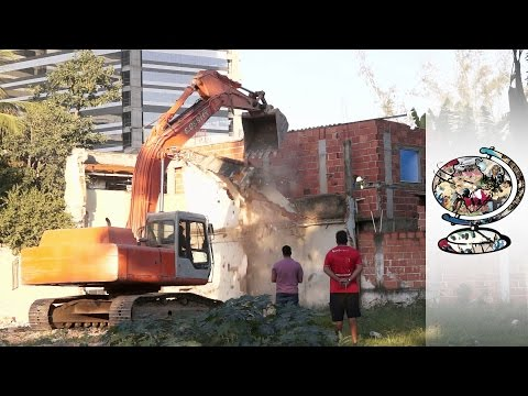 The Fighter: Rio's Vila Autódromo Favela Fights Olympic Bulldozers