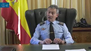 Mensaje del JEMAD a las Fuerzas Armadas en la lucha contra la COVID-19