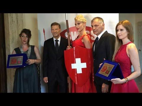 Swiss Fashion World in scena all'Ambasciata Svizzera di Roma