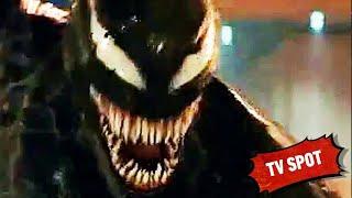 Venom vs Riot Tv Spot and Breakdown