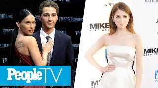 Anna Kendrick With Her 'Pitch Perfect' Castmates, Megan Fox On Dating Shia LaBeouf | PeopleTV