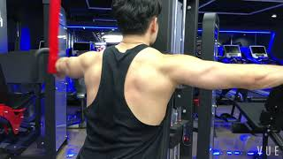 Shoulder workout / 어깨운동
