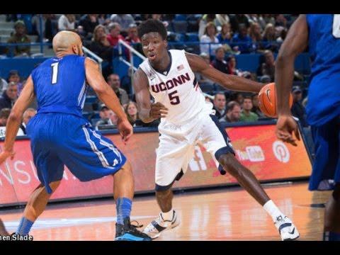Daniel Hamilton Freshman Highlights  - UConn