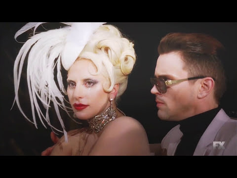 ► THE COUNTESS (LADY GAGA) AHS - MONSTERS (HD)